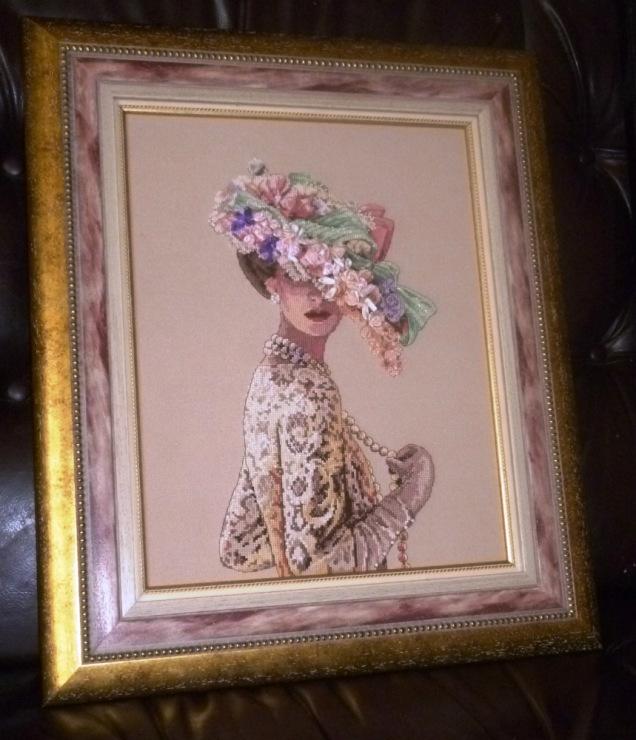 Викторианская элегантность вышивка отзывы 62
