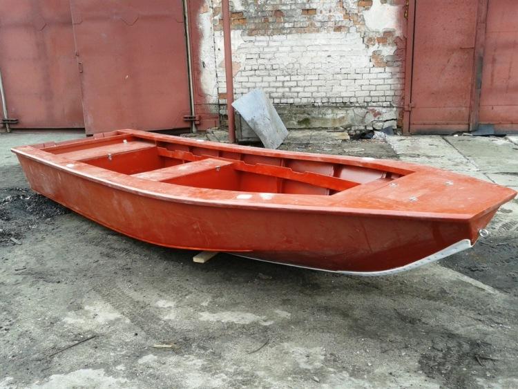 лодки пластиковые под водомет