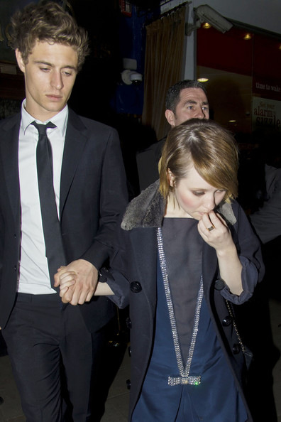 Who is, emily, browning dating?
