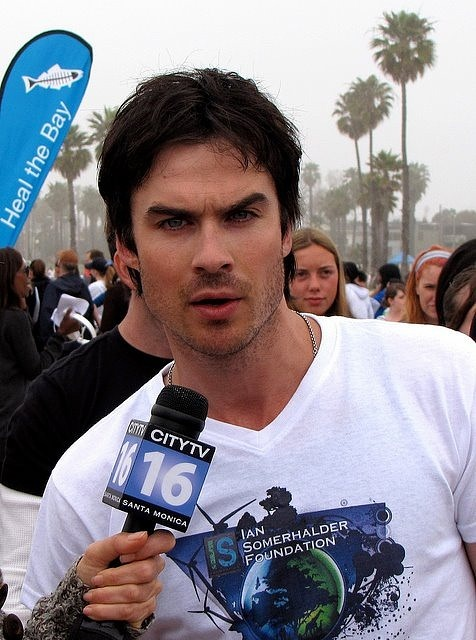 We are loving ian in his