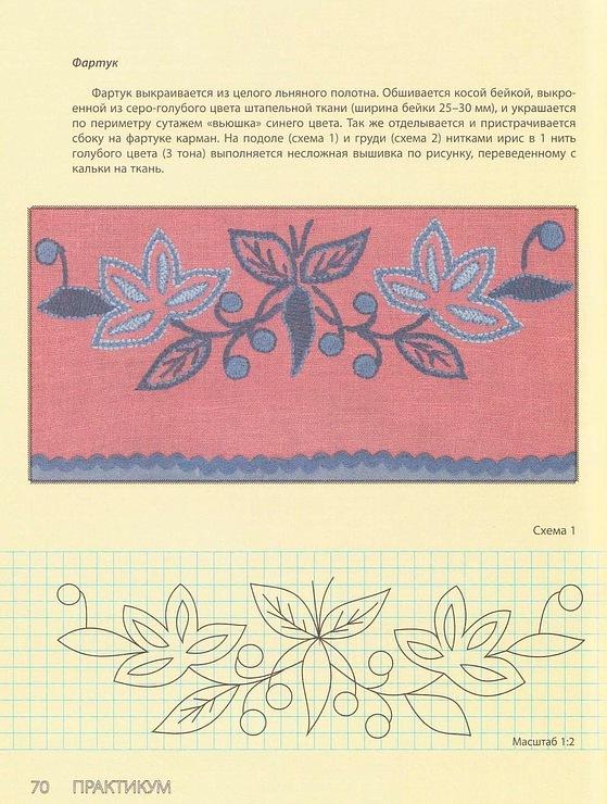 Схемы вышивки сутажем по ткани