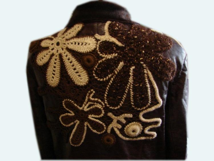 Как украсить старую куртку своими руками фото 85