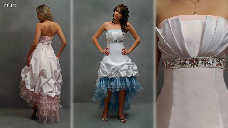 Фото оригинальных выпускных платьев