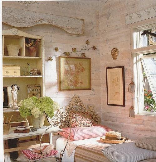 Как создать уют в дачном домике