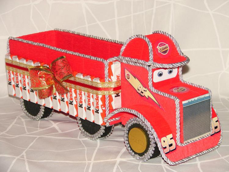 Машинка из конфет своими руками мастер класс фото 462