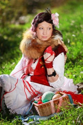 Выездной фотограф Lena Satou - Москва