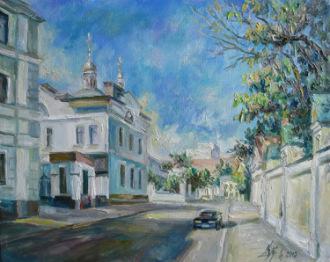 Скульптор Светлана Круглова - Москва