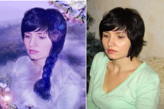 Ретушер Наталья Хода - Кривой Рог