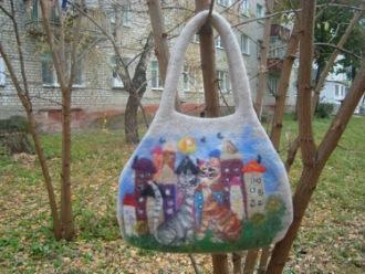 Рукодел Наталья Войлок -