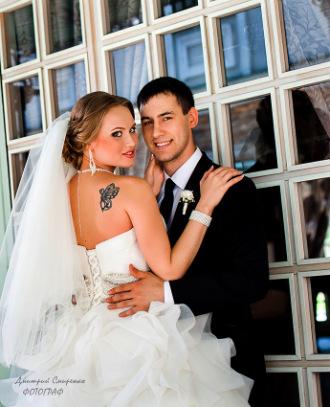 Свадебный фотограф Дмитрий Смиренко - Новосибирск