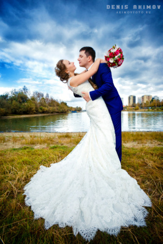 Свадебный фотограф Денис Акимов - Краснодар