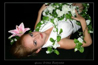 Студийный фотограф Ирина Батюта - Барселона