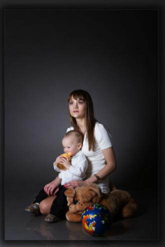 Детский фотограф Alessandra Dia - Воронеж