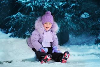 Детский фотограф Юлиана Джус - Москва