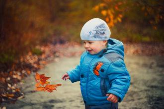 Детский фотограф Елена Ромашова -